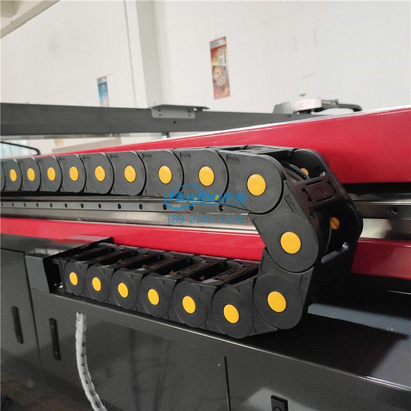爱普生uv平板打印机易格斯拖链线