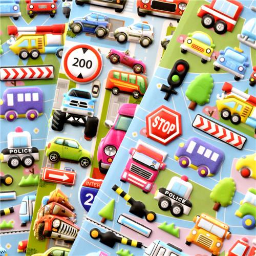 交通玩具uv打印