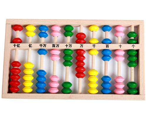 数字算盘玩具uv打印
